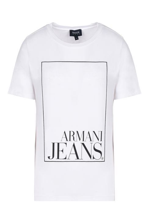 Ženy - Dámské triko Armani Jeans 3Y5T19.5J1FZ.1100