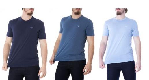 Muži - Pánské tričko Armani Jeans 3Y6D03.6JCFZ.0562