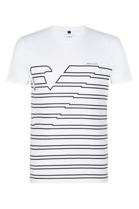 Muži - Pánské tričko Armani Jeans 3Y6T37.6JPRZ.1100