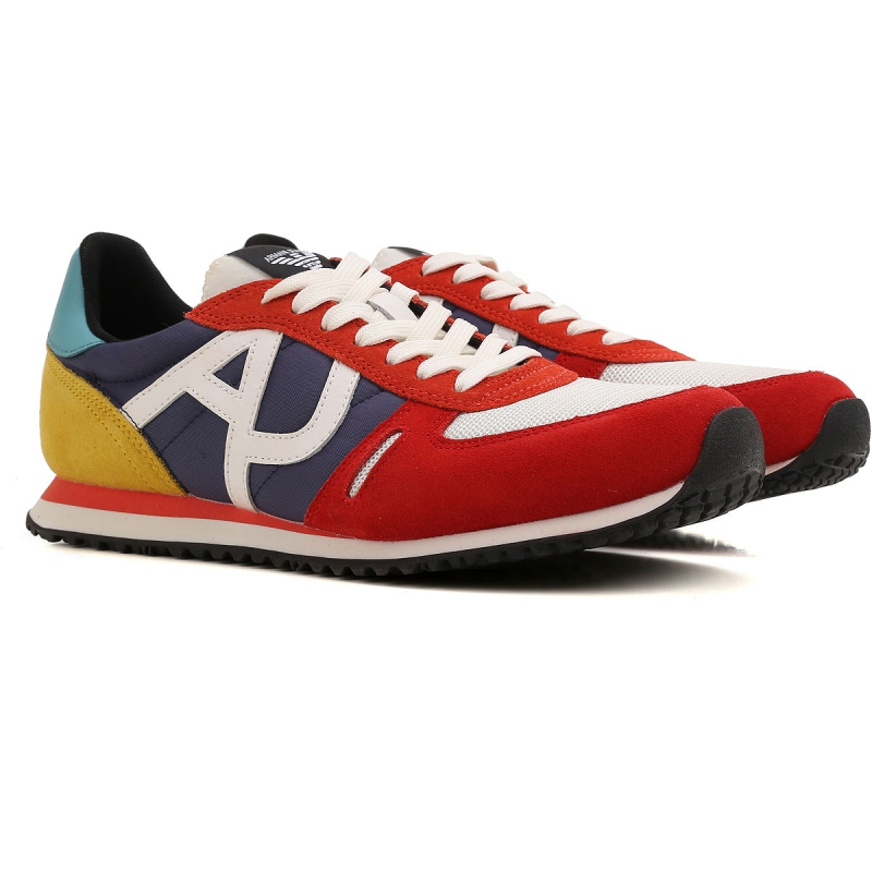 Muži - Pánské boty Armani Jeans 935027.7P420.00699