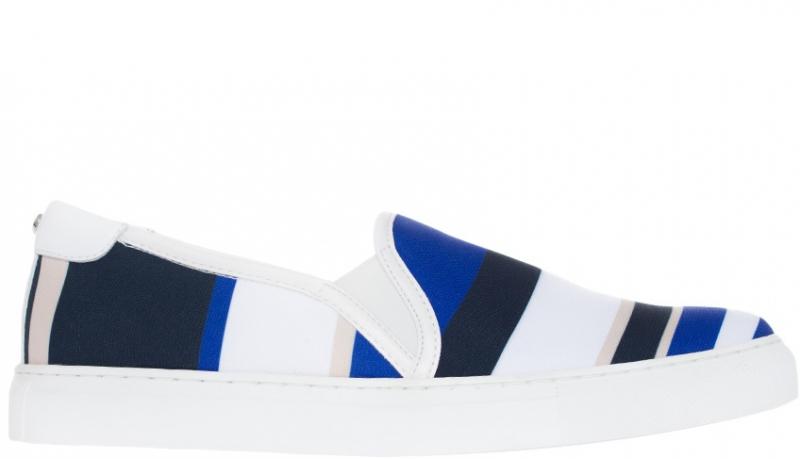Outlet - Dámské boty Armani Jeans 925193.7P582.04833