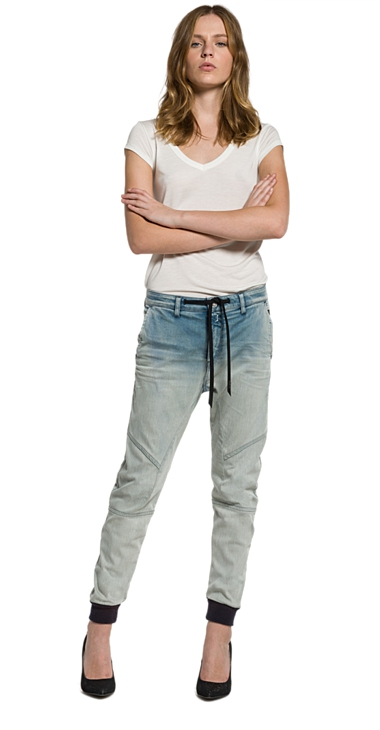 Ženy - Dámské džíny Replay wa622.49b.908.010