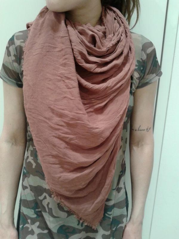 Outlet - Dámský šátek Liu-Jo W65265