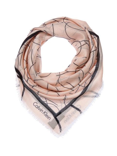 Ženy - Dámský šátek Calvin Klein K60K602712.644