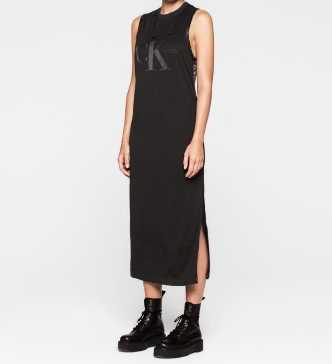 Ženy - Dámské šaty Calvin Klein J20J205020.099