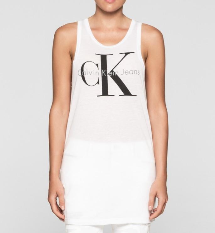 Ženy - dámské tílko Calvin Klein J20J204862.112