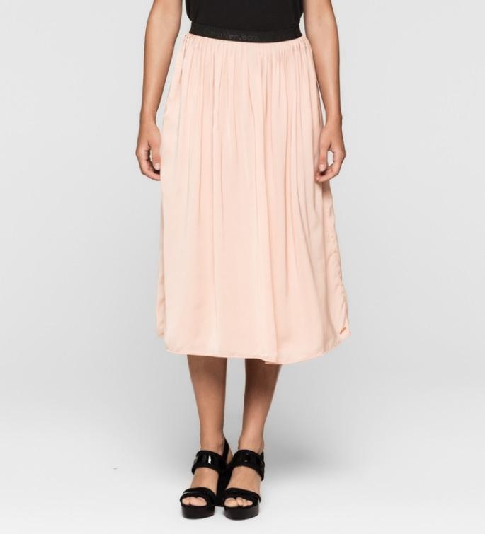 Ženy - Dámská sukně Calvin Klein J20J205083.690