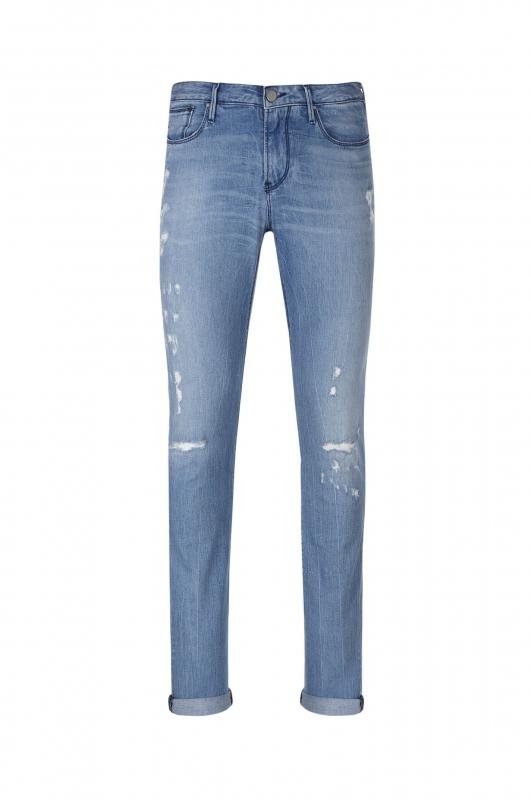 Muži - Pánské džíny Armani Jeans Y36J06.6D1XZ.1500