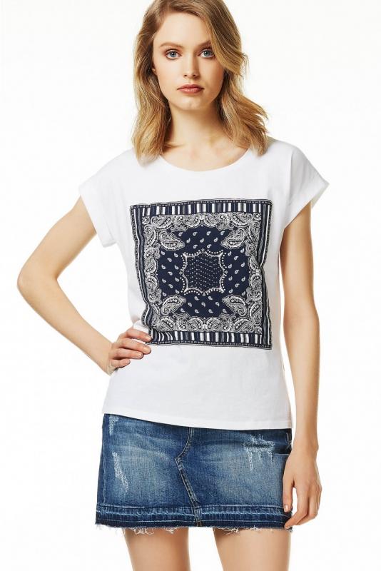 Ženy - Dámské tričko Liu-Jo F17101.J9125.A3583