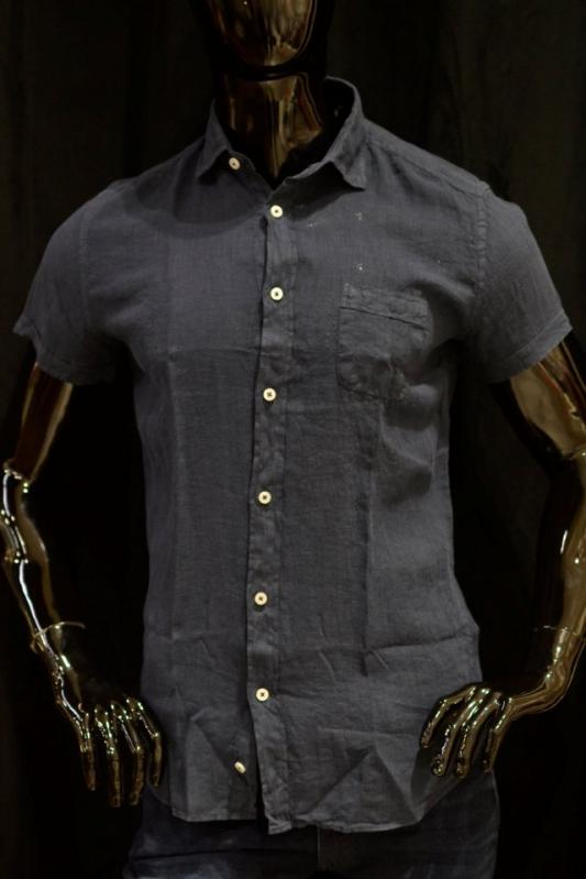 Muži - Pánská košile Liu-Jo M116B201.10
