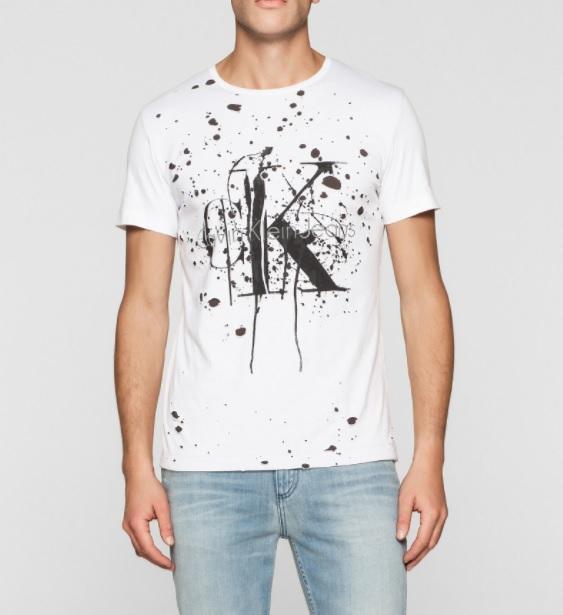 Muži - Pánské triko Calvin Klein J30J304635.112
