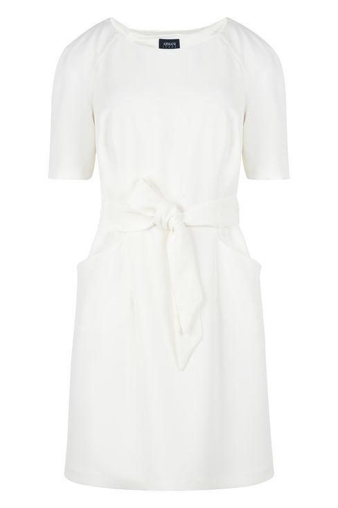 Outlet - Dámské šaty Armani Jeans 3Y5A06.5N1MZ.1148