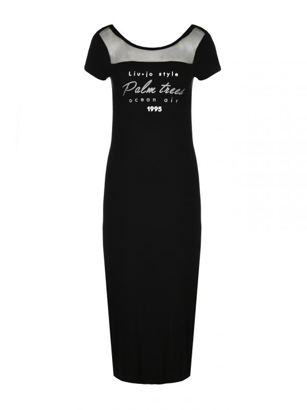 Výprodej až 50% - Dámské šaty Liu-Jo V17039.J6998.03Q40