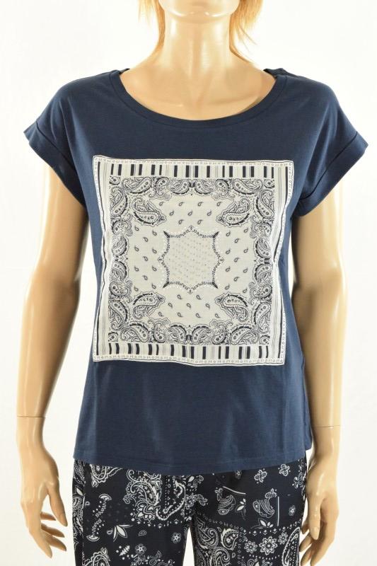 Ženy - Dámské tričko Liu-Jo F17101.J9125.A3597
