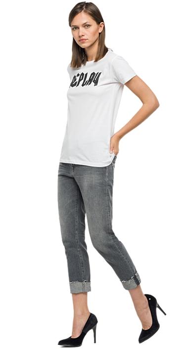 Novinky 2020 - Dámské triko Replay W3959E.00020994.001