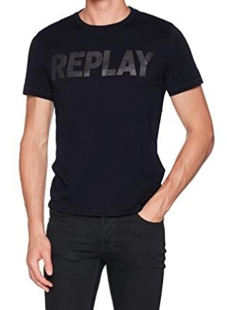 Novinky 2021 - Pánské triko Replay M3361.0002660.576