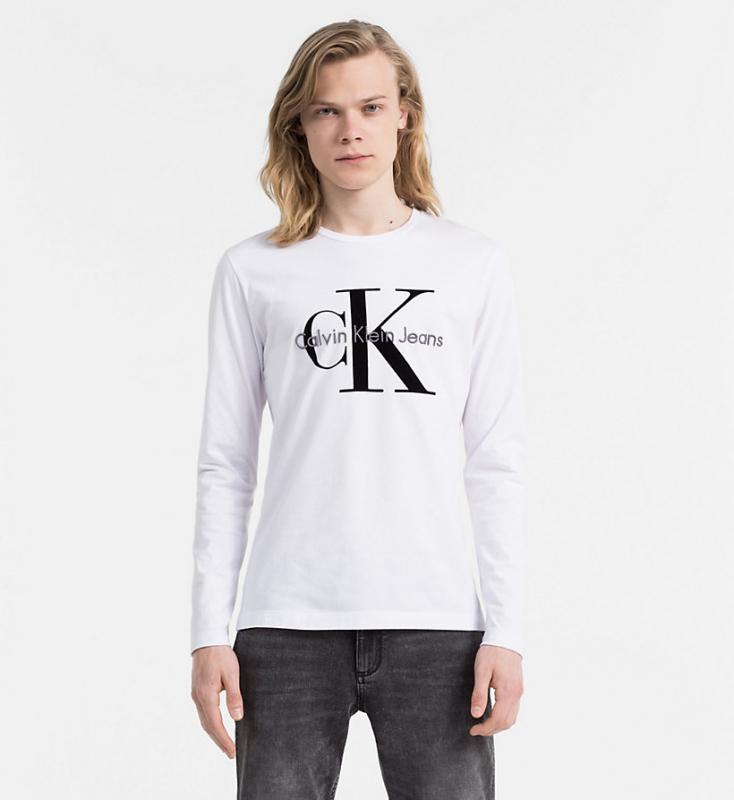 Novinky 2021 - Pánské triko Calvin Klein J30J305664