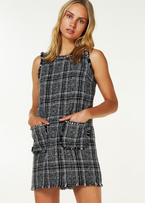 Výprodej až 50% - Dámské šaty Liu-Jo W67278.T9526.W9547