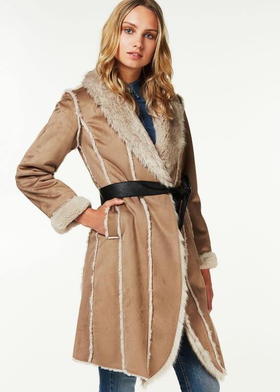 Novinky 2020 - Dámský kabátek Liu-Jo W67060.E0411