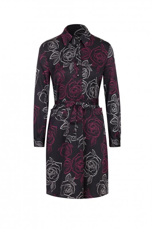 Outlet - Dámské šaty Armani Jeans 6Y5A06.5NBMZ
