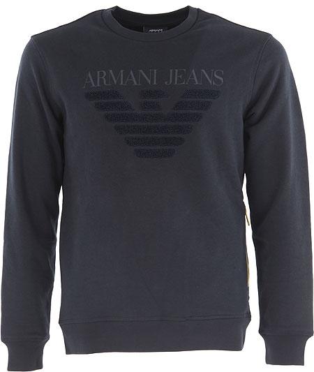 Muži - Pánská mikina Armani Jeans 6Y6M09.6J1MZ