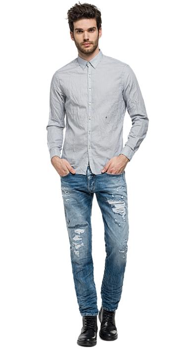 Muži - Pánská košile Replay M4947.00071342