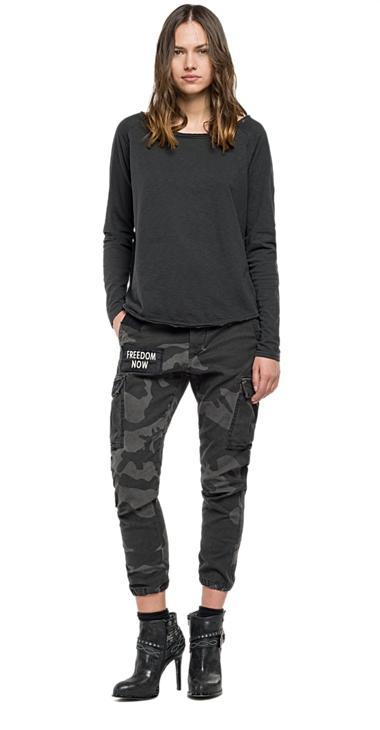 Výprodej až 50% - Dámské triko Replay W3965.00022336G.432