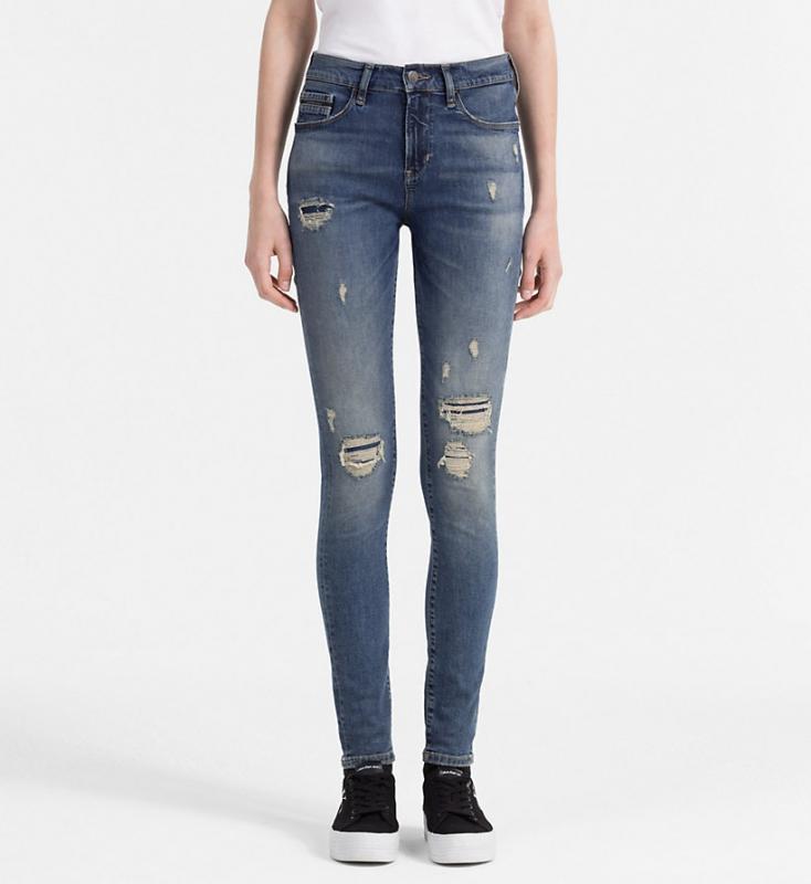Ženy - Dámské džíny Calvin Klein J20J206139