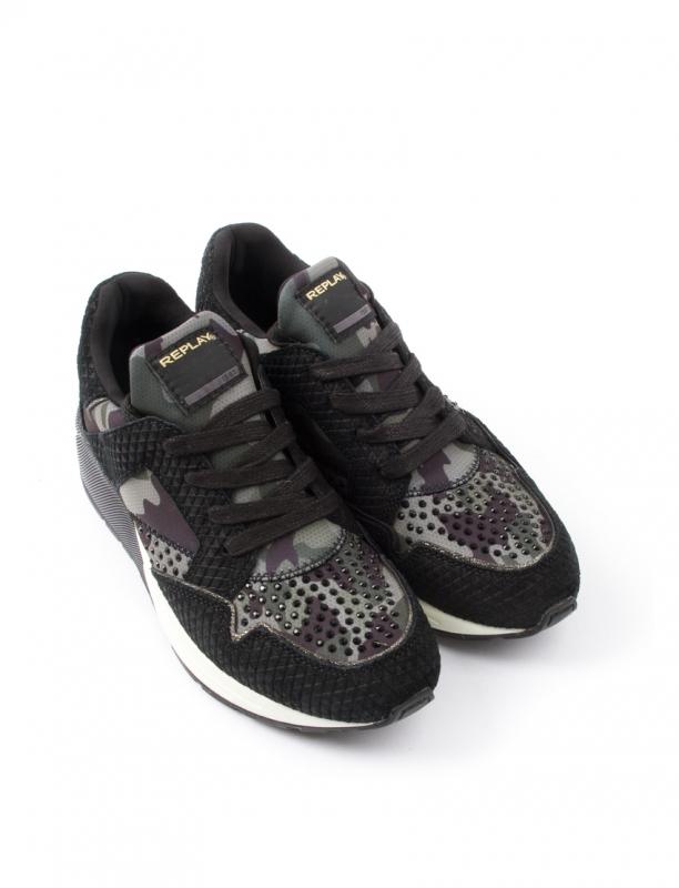 Ženy - Dámské boty Replay GWS62003C0008L