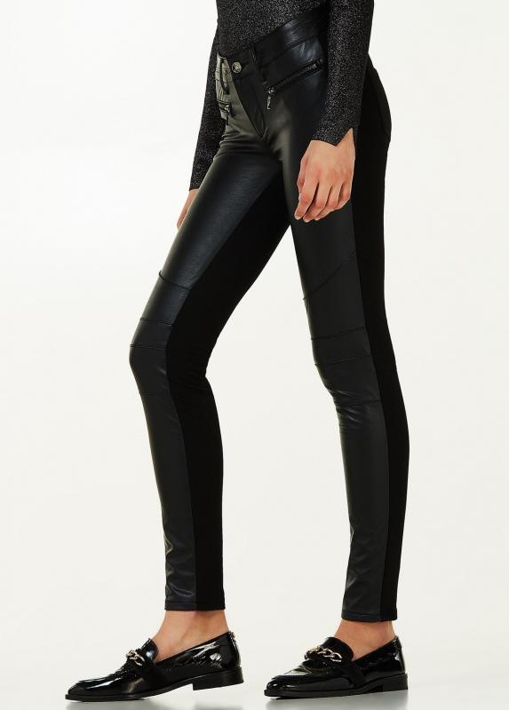 Ženy - Dámské kalhoty Liu-Jo F67259.E0487