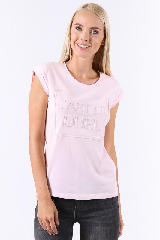 Ženy - Dámské triko Armani Jeans 6Y5T08.5J23Z