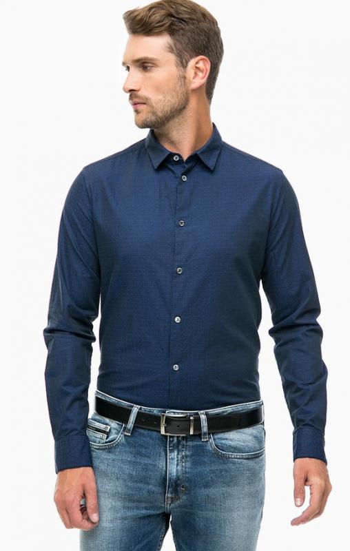 Muži - Pánská košile Armani Jeans 6Y6C09.6N3VZ