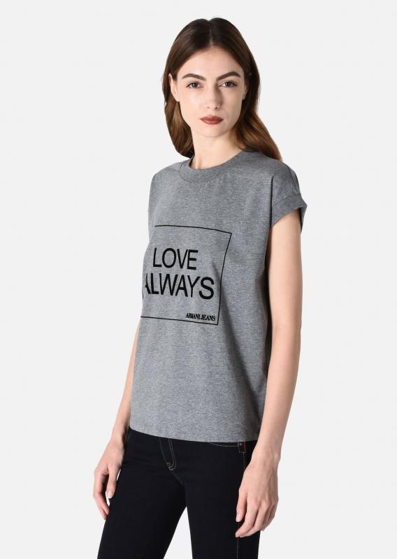 Ženy - Dámské triko Armani Jeans 6Y5T24.5JABZ
