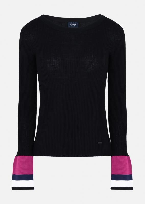 Výprodej až 50% - Dámský svetr Armani Jeans 6Y5M1N.5M2IZ
