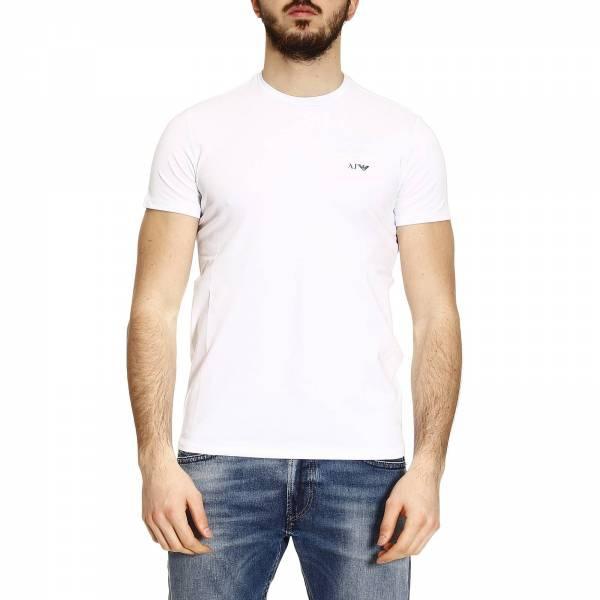 Muži - Pánské tričko Armani Jeans 8N6T80.6J0AZ.