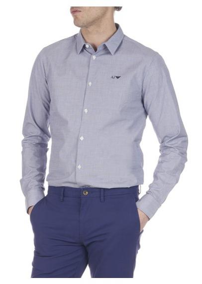 Muži - Pánská košile Armani Jeans 8N6C09.6N04Z