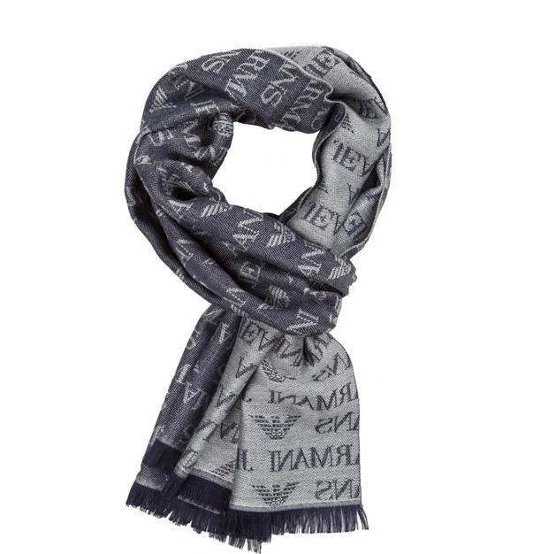 1a93025db1 Pánská šála Armani Jeans 934504.CC786