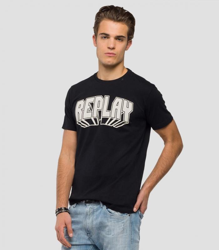 Pro pány - Pánské triko Replay M3482.0002660