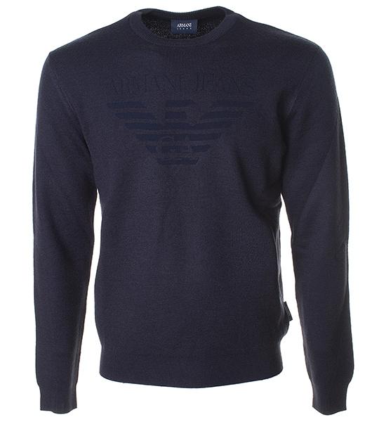 Muži - Pánský svetr Armani Jeans 6Y6MD3.6MFJZ