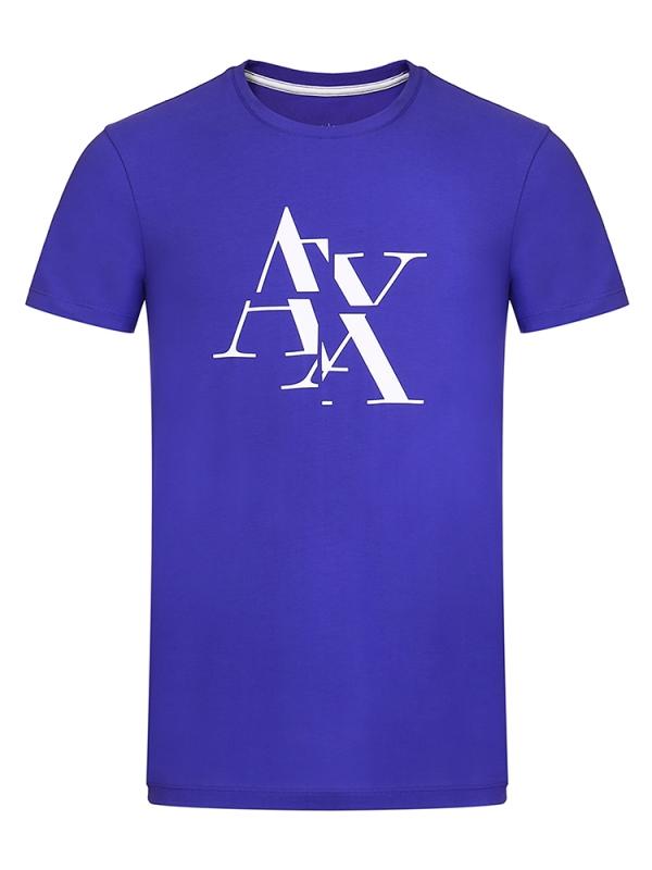 Módní značky - Pánské triko Armani Exchange 3ZZTAT.ZJE6Z
