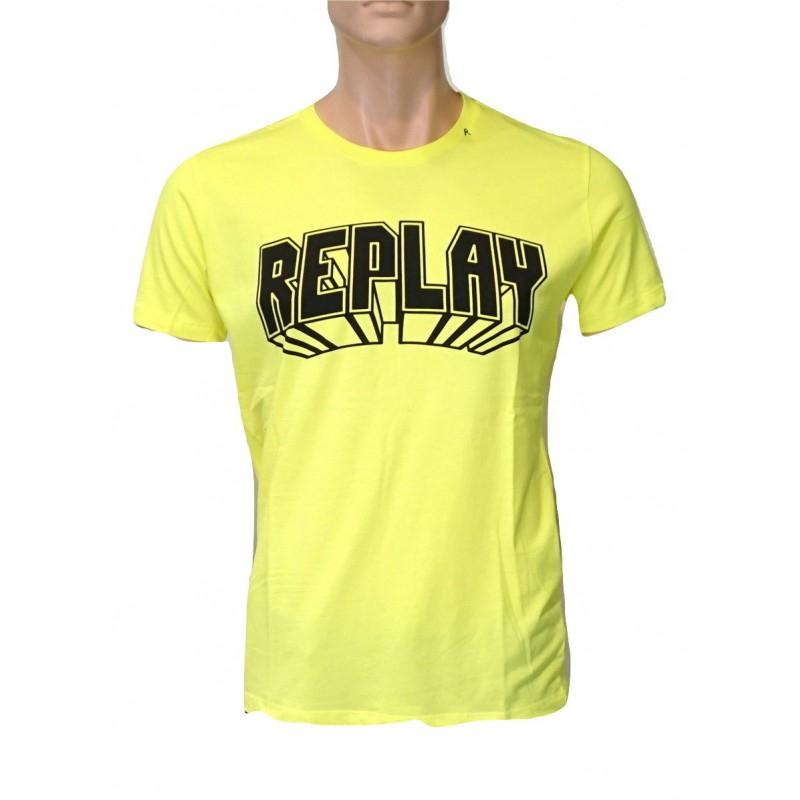 Muži - Pánské triko Replay M3482.0002660