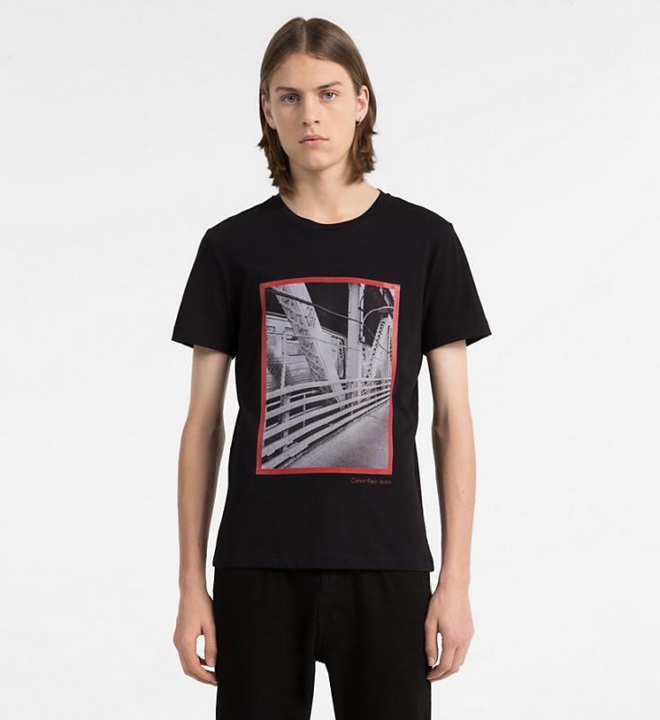 Muži - Pánské triko Calvin Klein J30J306883