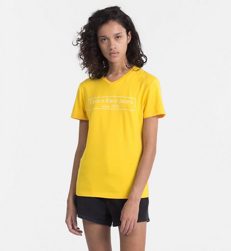 Výprodej až 50% - Dámské triko Calvin Klein J20J207028