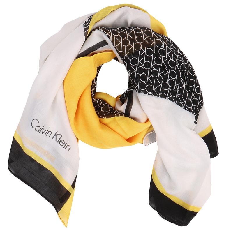 Ženy - Dámský šátek Calvin Klein K60K604137