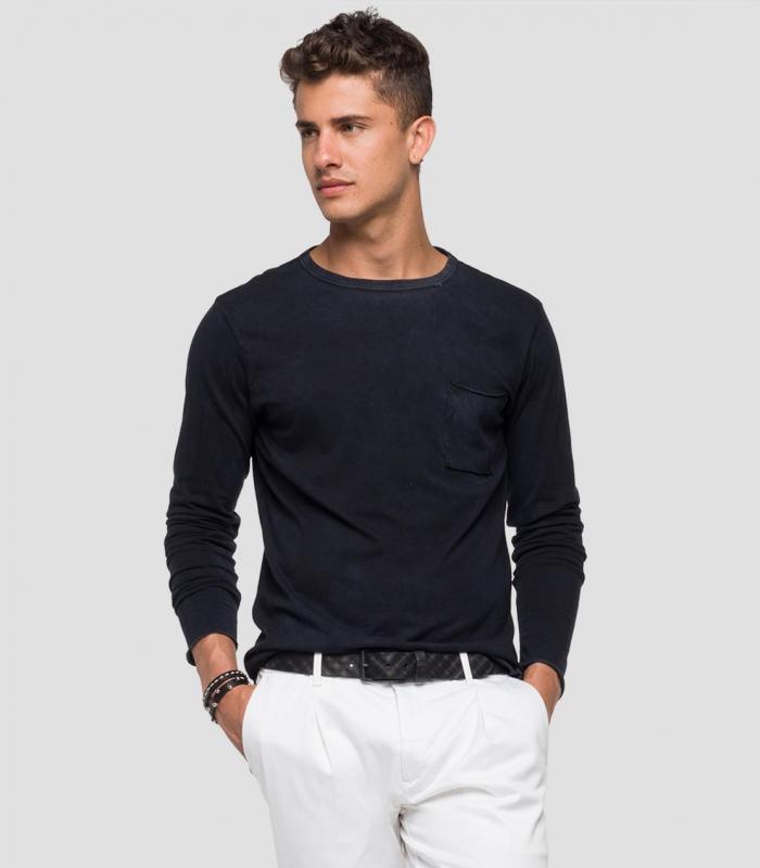 Pro pány - Pánské triko Replay M3514.00022326