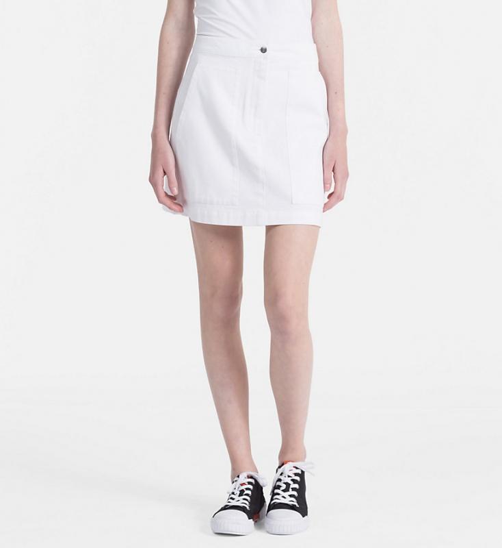 Outlet - Dámská sukně Calvin Klein J20J207003