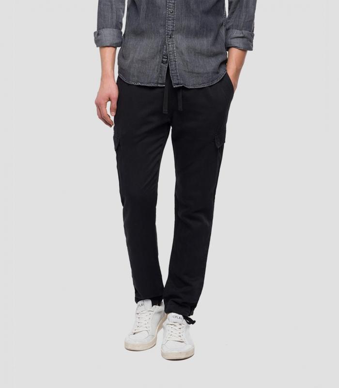Pro pány - Pánské kalhoty Replay M9604.00083012G