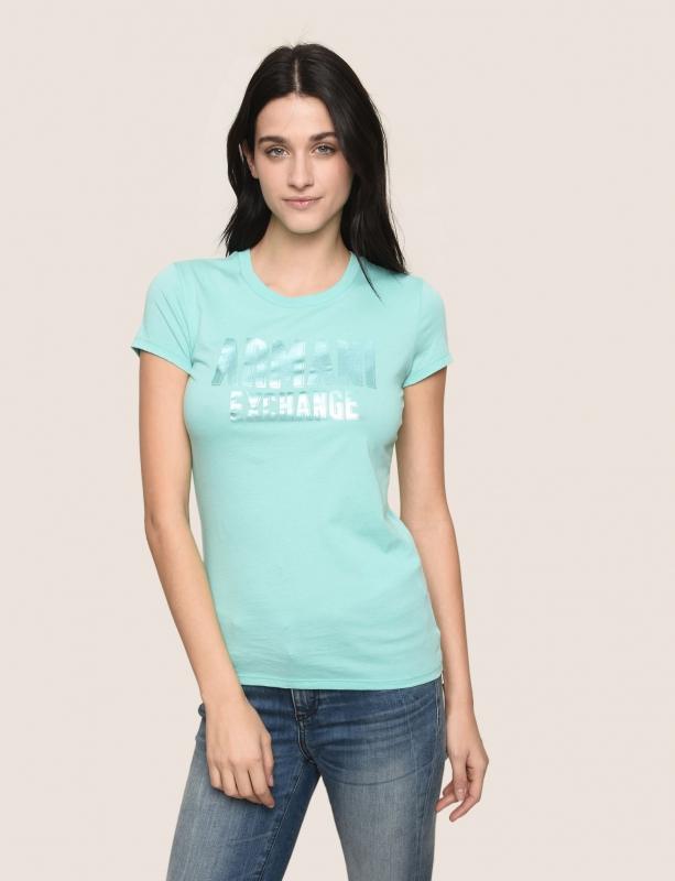 Ženy - Dámské triko Armani Exchange 3ZYTBM.YJC9Z
