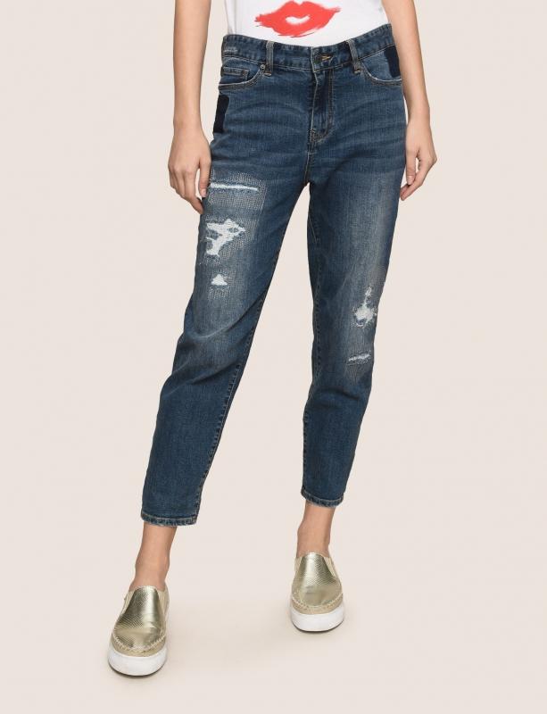 Ženy - Dámské džíny Armani Exchange 3ZYJ06.Y2CLZ