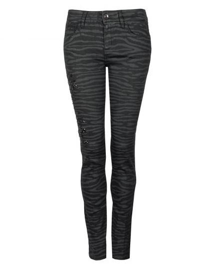Výprodej až 50% - Dámské kalhoty Liu-Jo F65069D3386